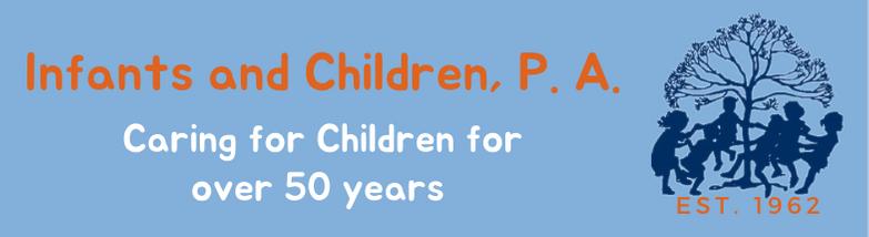 Infants and Children logo banner